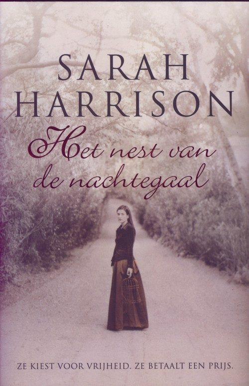 Sarah Harrison Het nest van de nachtegaal